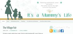 It's A Mummy's Life - A blog from a busy working mum