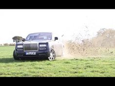 I Cant Stop Watching This $400,000 Rolls Royce Destroy The British Countryside