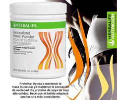 Proteina Herbalife para mantener vuestra masa muscular. Mas infos... http://www.shophbl.com/es/adelgazar/76-producto-herbalife-adelgazante-proteina-neutra-formula-3-personalised-protein-powder-adelgazante-herbalife.html #Herbalife #proteina #masamuscular #adelgazante #proteine #massemusculaire