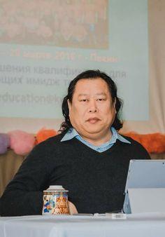 Открытая лекция Мастера Сюй Минтана в Одессе. Как это было. Фото Оздоровительного центра Kundawell-Odessa.