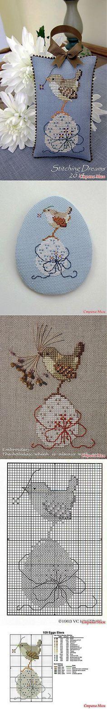 Декоративная подушечка и пинкип 'Painted Egg': Дневник группы 'Бискорню и другие 'кривульки'' - Страна Мам