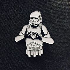 Repost @_.jamieleec._  They've arrived.. or more like I came home to them waiting for me  My I Heart U Stormtrooper pins  Go to my Etsy store to purchase: http://ift.tt/2sYisMc or feel free to DM me. Thanks Manny & Sket for making this happen  #iheartu #stormtrooper #sw #starwars #nerdalert #pins #thatnewnew #theyreperfect #love #goodvibesonly #givemethestrength #jamieleec    (Posted by https://bbllowwnn.com/) Tap the photo for purchase info.  Follow @bbllowwnn on Instagram for the best pins…