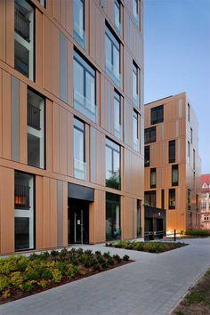 "apartment building facade - ""Google"" paieška"