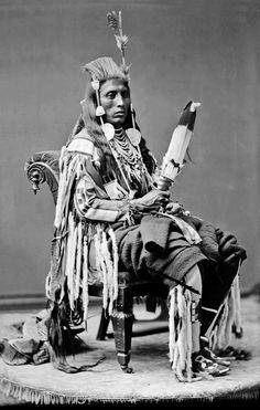 Crow Chief Medicine Crow - Perits-shinakpas 1880