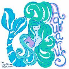 Lettttttttttttt the sunshine in. We're celebrating Aquarius! #lilly5x5
