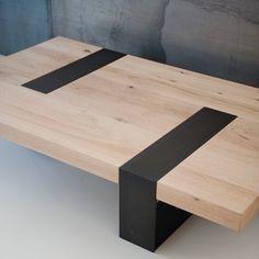 CLIP coffee table - Van Rossum Meubelen