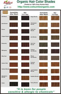 Radico Haarfarbe - amarantus-lounges Webseite!