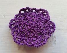 Crochet Flower Of Life Pattern : Flower of Life crochet patch Size H/8- 5.00mm worsted ...