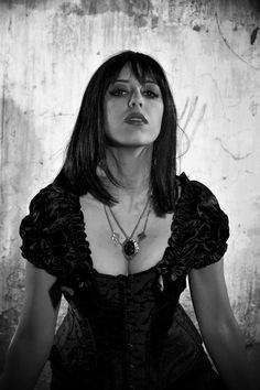 Gothic photoshoot PH: Roberto Nicoletti