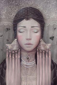 """Галя Зинько - А.С.Пушкин """"Сказка о мёртвой царевне и о семи богатырях"""""""