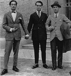 Lorca, Dalí y Pepín Bello