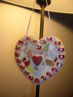 Mosaic Tile Art, Mosaic Glass, Mosaic Designs, Mosaic Patterns, Dont Break My Heart, Mosaic Supplies, Mosaic Madness, Mosaic Pieces, Rustic Crafts