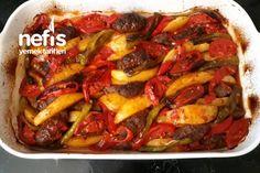 Fırında İzmir Köfte #fırındaizmirköfte #köftetarifleri #nefisyemektarifleri #yemektarifleri #tarifsunum #lezzetlitarifler #lezzet #sunum #sunumönemlidir #tarif #yemek #food #yummy