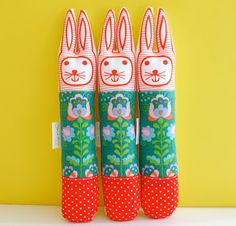 Jane Foster Blog -  vintage 70s fabric toys