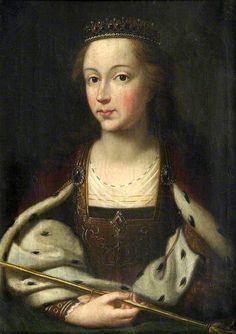 Jacquetta Woodville Portrait