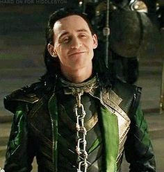 My face when I get someone else to join Loki's army.
