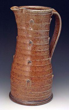 Dan Finnegan  |  salt-glazed jug.