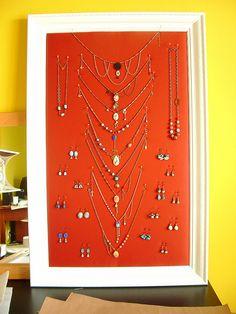 Jewely Display Board