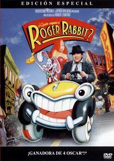 ¿Quién engañó a Roger Rabbit? (Audio Latino) 1988 online