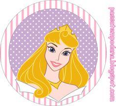 Passatempo da Ana: Kit - Princesas (Disney)