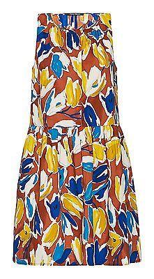 40, multi (fantasia marrone), Penny Black 40 Women's Malaga Dress NEW