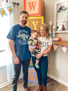 Two-Infinity & Beyond: Wyatt's Toy Story Themed Birthday Party