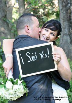 I said Yes...