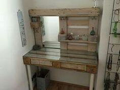 Amazing dressing table pallet