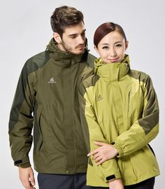 2014 New Hikking Waterproof Windbreaking Venture Sporty Jacket - Winter Clothes Light Blue Color, Winter Outfits Women, Army Green, Rain Jacket, Windbreaker, Winter Jackets, Sporty, Winter Clothes, How To Wear