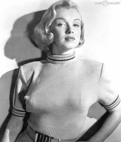Marilyn Monroe (photo non datée)