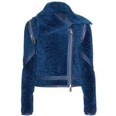 mytheresa.com - SHEARLING JACKET - Luxury Fashion for Women / Designer clothing, shoes, bags