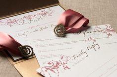 Win luxury wedding invitations!