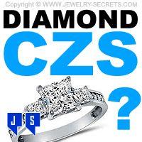 ►► WHAT ARE DIAMOND CZ'S? ►► Jewelry Secrets
