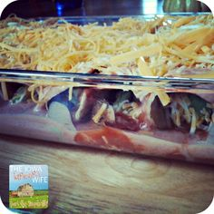 The Iowa Farmer's Wife: Vegetarian Gluten-Free Avocado Enchiladas