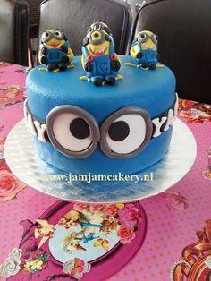 Minion cake ;-)