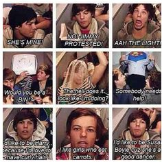 one direction epic lines - louis tomlinson everybody ! - - funny that's my LOUIS Niall Horan, Zayn Malik, One Direction Humor, I Love One Direction, Direction Quotes, 0ne Direction, Larry Stylinson, Liam Payne, Bon Point