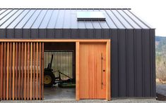 design metalen tuinhuis