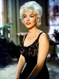 The most beautiful women in the history of cinema Marilyn Monroe