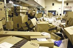 Carrying the Christmas load: Package delivery employees manage heavy holiday load | News Tribune