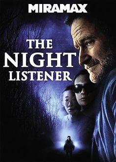 The Night Listener (DVD, 2007) USED