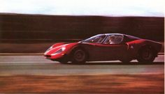 "Alfa Romeo 33 Stradale - Virage auto ""Italie"" février 1970."