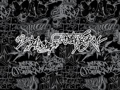 253 Best Graffiti Wallpaper Images On Pinterest Typography Fonts