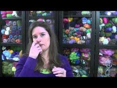 Knitting Blooms - Tutorial - Spinning Terminology