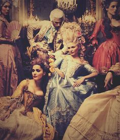 one of my most fave movies...love Marie Antoinette!