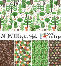 print & pattern: FABRICS