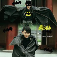 korean batman? hehehe