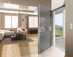 Amazing modern door!