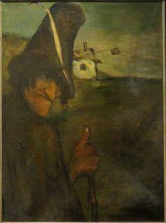 Füst Milán tulajdona volt a 85 millióért elkelt Gulácsy-festmény - Librarius