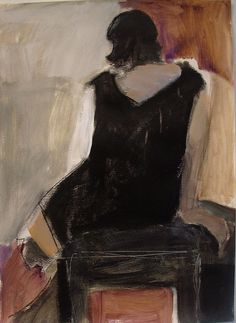 Black Dress by Karen L Darling, via Flickr