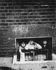 Bill Brandt. Window in Osborn Street. 1931-35